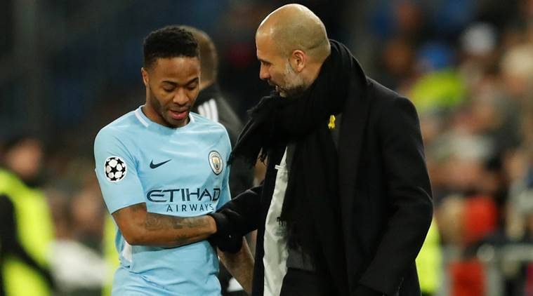 WATCH: Raheem Sterling gets post match lessons from Pep Guardiola after 6-0 win in FA Cup final