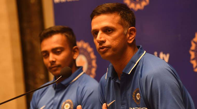 Rahul Dravid, Rahul Dravid U19 coach, Rahul Dravid news, Rahul Dravid BCCI, BCCI, sports news, cricket, Indian Express