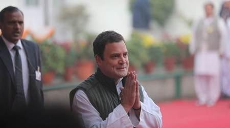 Rahul Gandhi visits Netaji memorial in Singapore