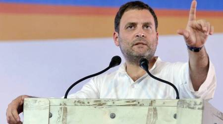 Rafale 'biggest issue' of corruption, PM should reply: Rahul