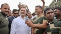 Rahul Gandhi in Meghalaya HIGHLIGHTS: Modi govt gave unemployment, fear and hatred, says Congresschief