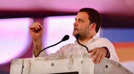 PM Narendra Modi put people's money in banks, friends stealing it: Rahul Gandhi