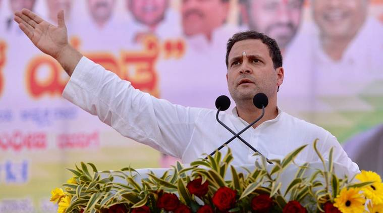 Rahul Gandhi hits out at govt over policy on Kashmir