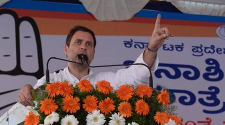Rahul Gandhi in Karnataka: PM Modi insulting common man by claiming credit for India's progress