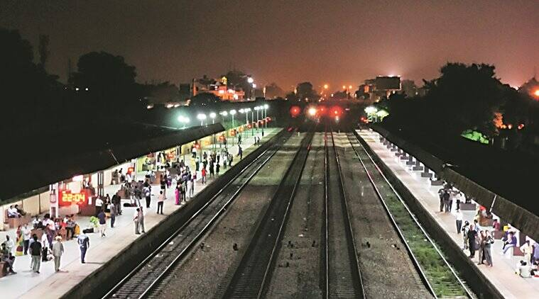 Target of installing LED lights at all stations achieved: Railways