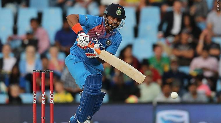 Rohit leads in place of unfit Kohli; South Africa bowl