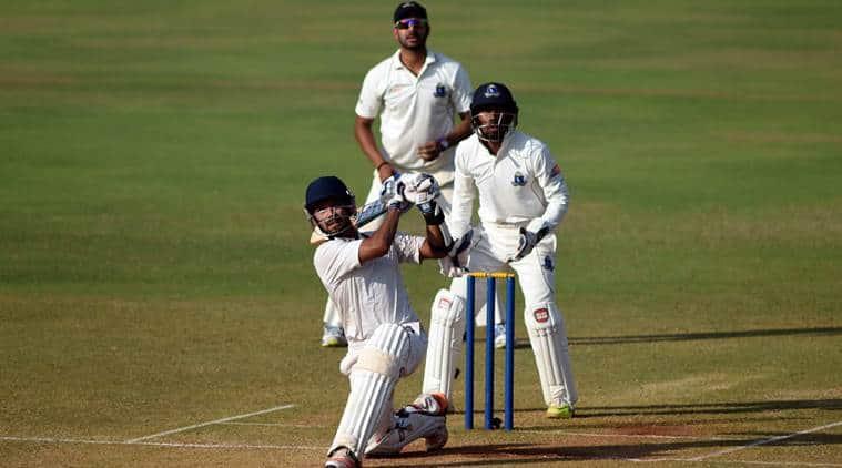 Vijay Hazare Trophy 2018, Vijay Hazare Trophy 2018 news, Vijay Hazare Trophy 2018 updates, Rajat Patidar, Madhya Pradesh vs Goa, sports news, cricket, Indian Express