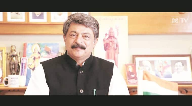 Congress raises issue of no-confidence motion against Gujarat Assembly Speaker Rajendra Trivedi