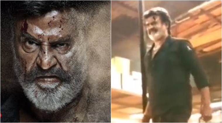 rajinikanth kaala action sequence