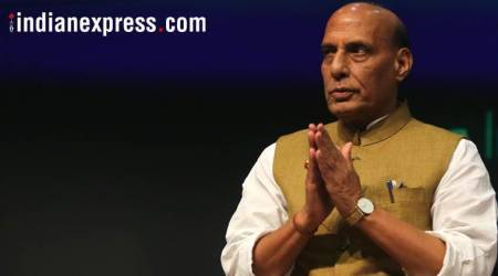 India won't be first to fire at a neighbour: Rajnath Singh