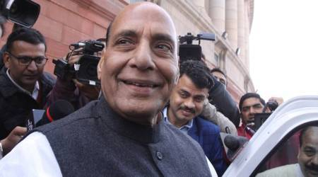 None can raise question on govt's integrity, intention, claims Rajnath Singh