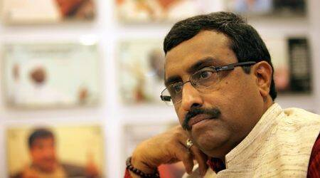 Ram Madhav slams Tharoor for comparing NPP with 'wagging tail' of BJP
