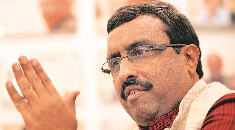 BJP will contest J&K panchayat, local body polls: Ram Madhav