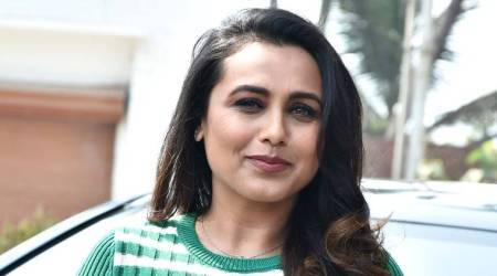 Oye Hichki song launch: Rani Mukerji misses the mark in this Red Valentino dress