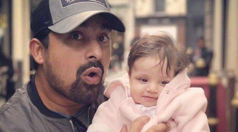 rannvijay singha daughter photos