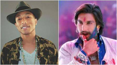 Ranveer Singh to host Holi party for Pharrell Williams