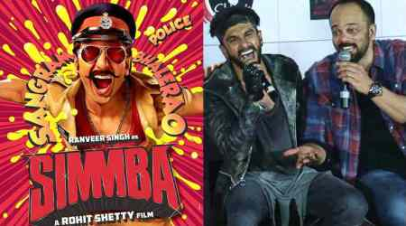 Ranveer Singh on Simmba: I have earned the distinction of being Rohit Shetty's leading man