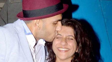 Ranveer Singh: I share a close bond with Zoya Akhtar