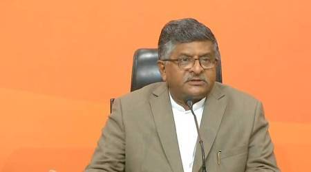 Nations turning to India for digital infra knowhow : Ravi Shankar Prasad