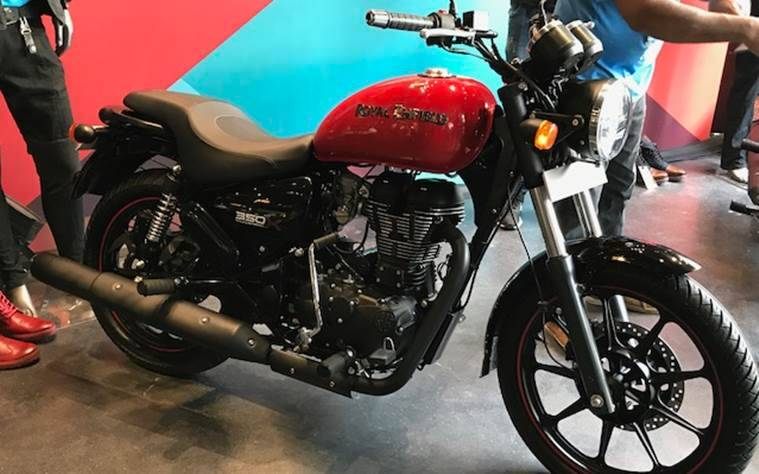 Royal Enfield Thunderbird 350X, 500X launched