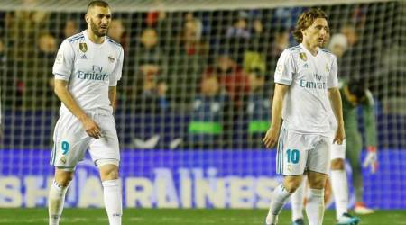 Zinedine Zidane fuming as leaky defence costs Real Madrid oncemore