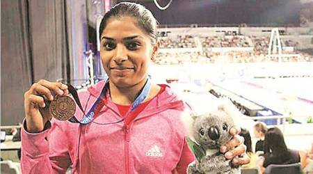 Aruna Budda Reddy vaults into the spotlight with bronze medal at Gymnastics World Cup
