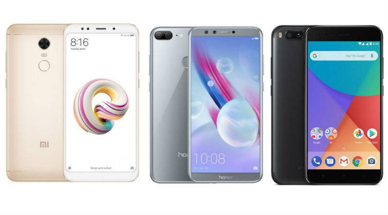 Redmi Note 5 Vs Honor 9 Lite Vs Honor 7x Vs Mi A1 Best
