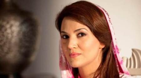 Imran Khan, Imran Khan's ex-wife Reham Khan, Reham Khan Leaves Pakistan, Pakistan Reham Khan, Ex-Anchor Reham Khan, Pakistan News, Latest Pakistan News, Indian Express, Indian Express News