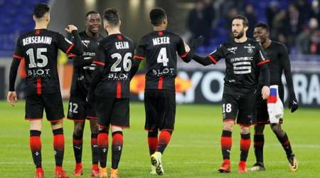 Ligue 1 Roundup: Lyon slip further behind after 2-0 home defeat to Rennes