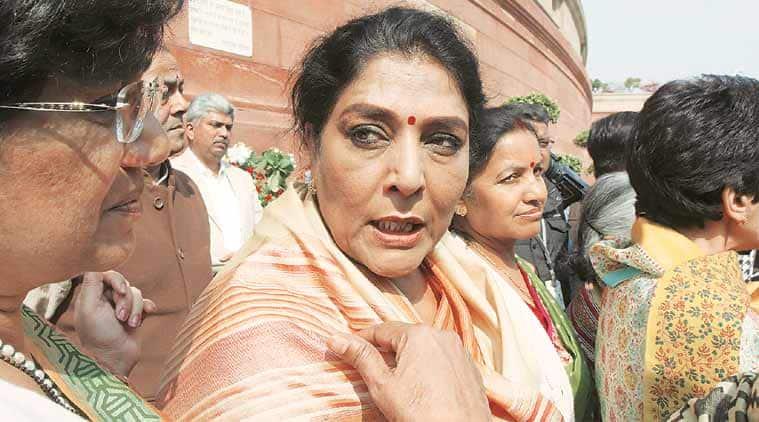 Chowdhury said she will move a breach-of-privilege notice against Rijiju.