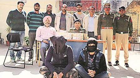Accused in Rs 860-crore Axis Bank robbery attempt held inRajasthan