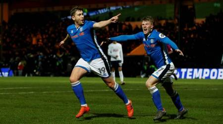 We got what we felt was a deserved equaliser, says Rochdale manager KeithHill