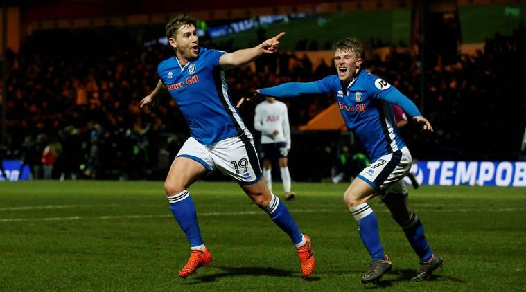 We got what we felt was a deserved equaliser, says Rochdale manager Keith Hill