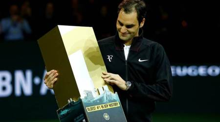 Return to number one at 36 was even beyond my dreams, says Roger Federer