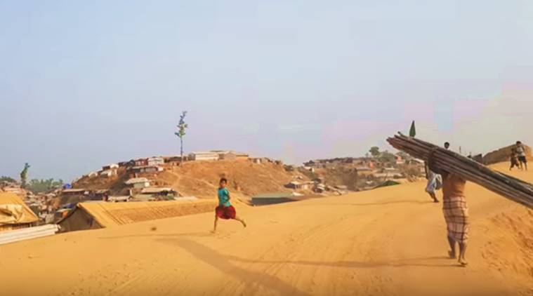 VIDEO: Documentary maker sheds light on Rohingya refugees' plight in