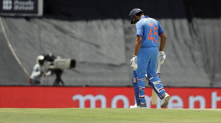 India vs South Africa, Rohit Sharma, Rohit Sharma India, India Rohit Sharma, Rohit Sharma batting, sports news, cricket, Indian Express
