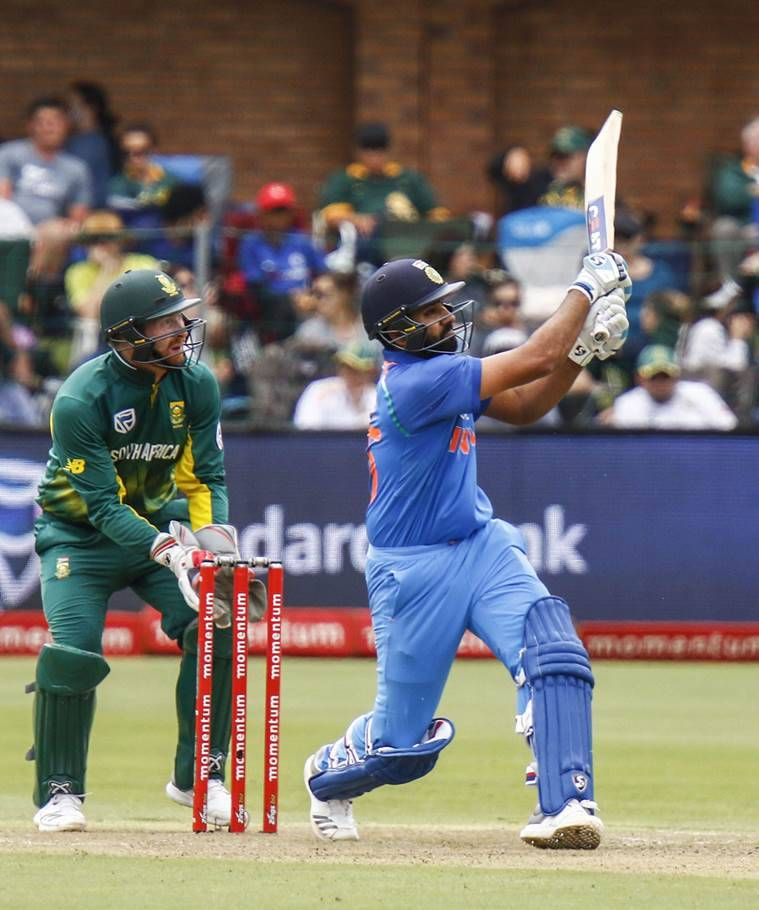 india vs south africa, ind vs sa, rohit sharma, india vs south africa 5th odi, cricket news, sports news, indian express