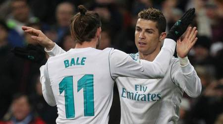 Cristiano Ronaldo nets two as Real Madrid beat Alaves 4-0
