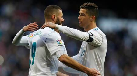 Cristiano Ronaldo praised for selfless gesture to embattled Karim Benzema