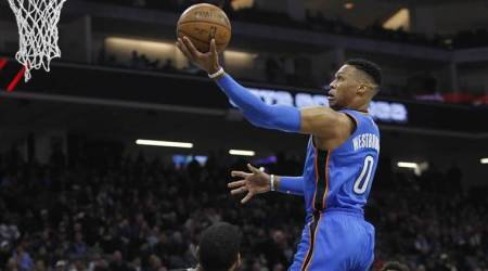 NBA roundup: Russell Westbrook shoots Thunder past Kings