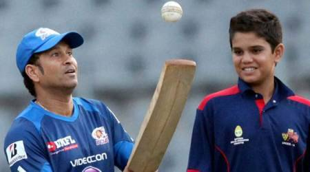 Here is how Arjun Tendulkar's father – Sachin Tendulkar – debuted in cricket