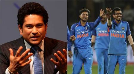 Kuldeep Yadav and Yuzvendra Chahal have given the world something to figure out, says Sachin Tendulkar