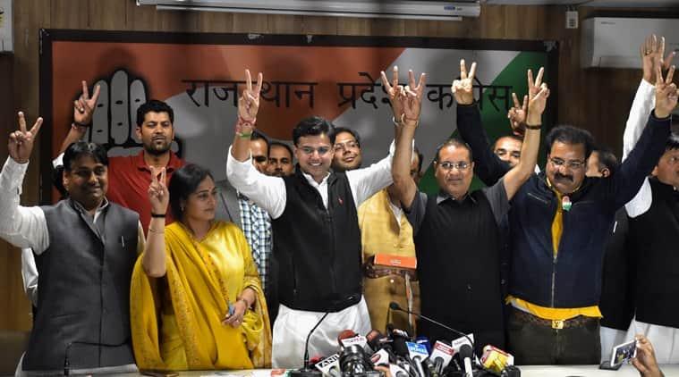 Cong won in every Assembly segment of Ajmer, Alwar Lok Sabha seats