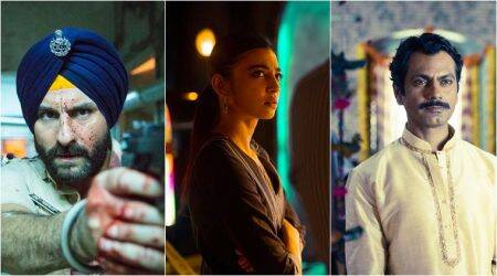 Sacred Games first photos: Saif Ali Khan's debut web series looks intriguing