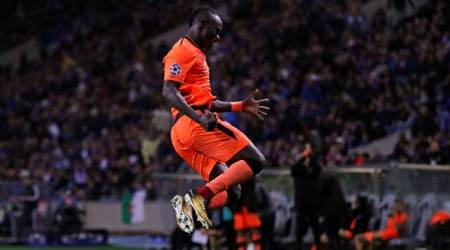Sadio Mane bursts back into life with first Liverpool hat-trick