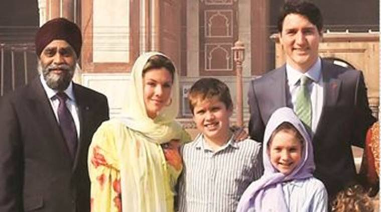 Canada rescinds invitation to Sikh militant to dine with Trudeau
