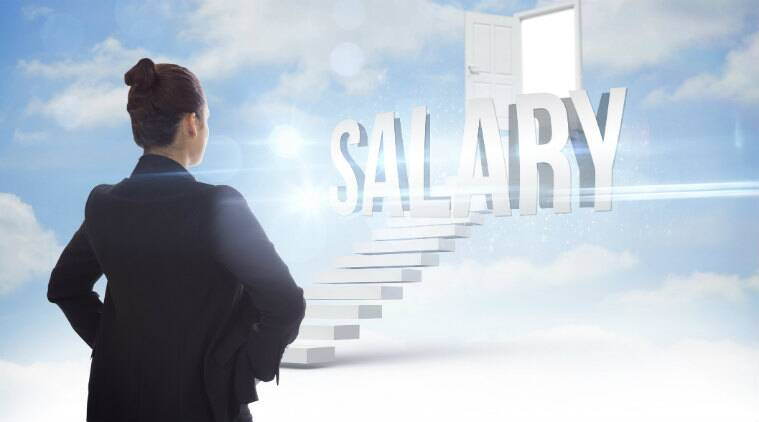 India Inc average salary, Indian formal sector employees, indian formal sector salary hike, India news, indian express news