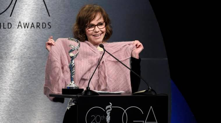 Sally Field, Sally Field costume guild awards, Joanna Johnston, Joanna Johnston designs, indian express, indian express news