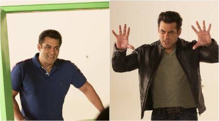 Dus Ka Dum: Salman Khan shoots for game show's teaser