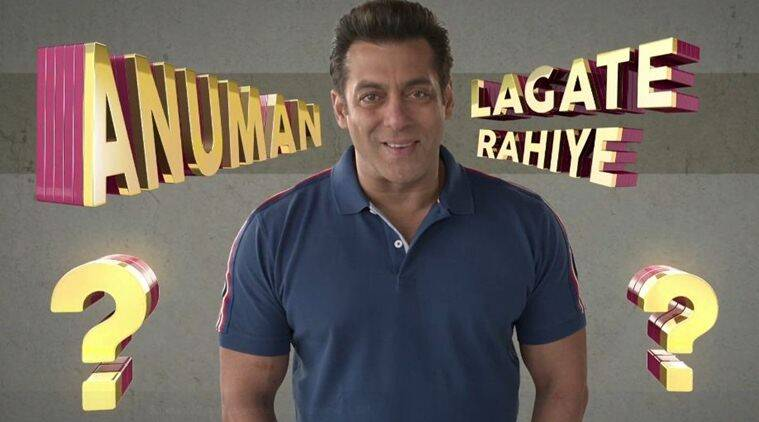 HURRAY!! Salman Khan releases a NEW PROMO!